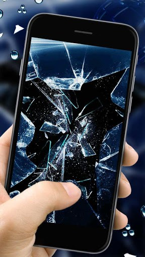 Crack Screen Live Wallpaper APK Download for Android