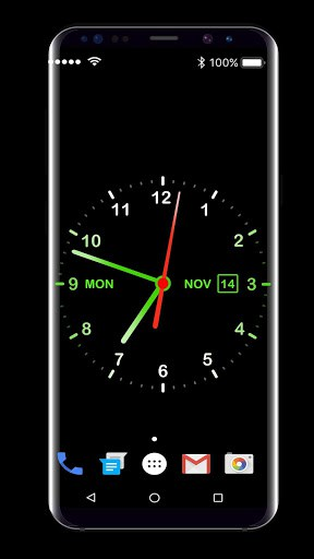 Digital Clock Live Wallpaper APK Download for Android