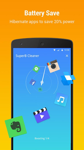 SuperB Cleaner (Boost  Clean) for Android - Free Download