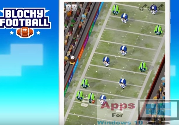 Download Blocky Football for PC