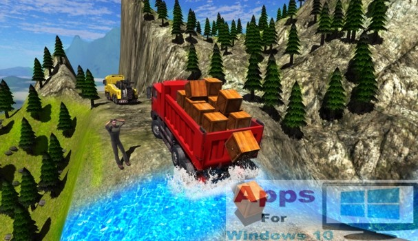Truck Driver Cargo for PC (Windows & Mac OS X)