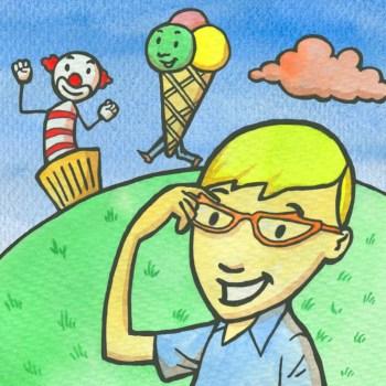 Kinderbuch App Die Brille