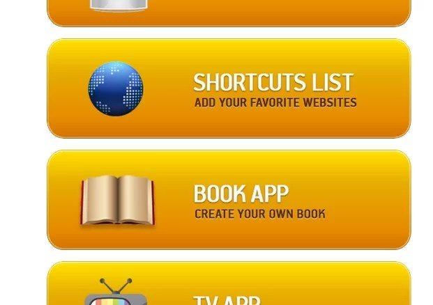 The Current Top 5 Free Android App Templates - android template