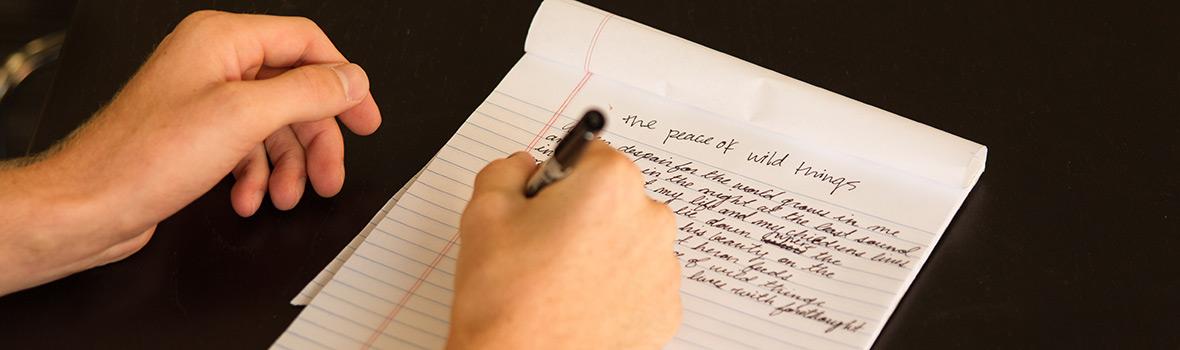 Appalachian State University / English (BA) - Creative Writing