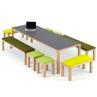 Bosa Tables and Benches | Office Tables & Benches | Apres ...