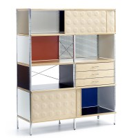 Eames Storage Unit Bookcase | Vitra Home Collection ...