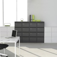 Executive Filing Cabinet | Secure Office Storage | Apres ...