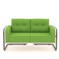 Mr. Snug Low Sofa | Low Back Soft Seating | Apres Furniture