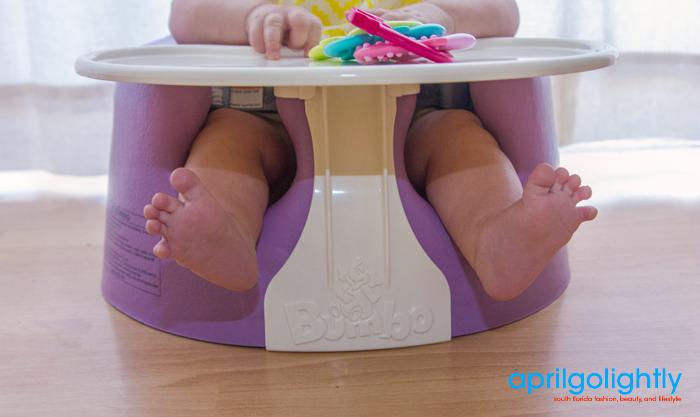 Bumbo Floor Seat Play #BumboCares