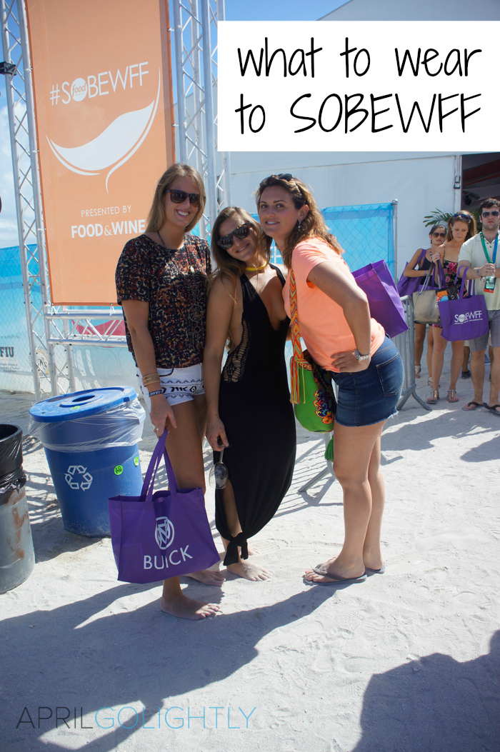 What to Wear to SOBEWFF