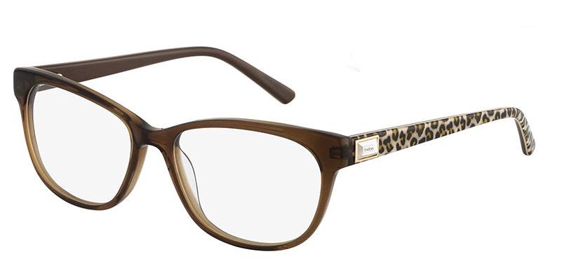 Bebe Leopard Eyeglass Frames : Fall Eyewear Trends 2014 - April Golightly