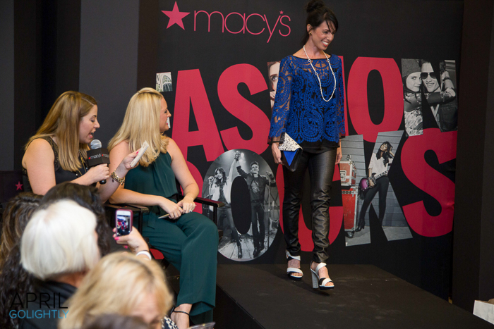 Maria Serritella Fashion Rocks Macys-