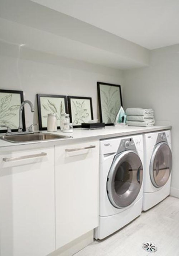 how to update your laundry room april golightly