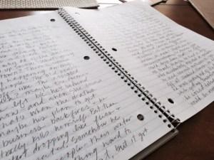 Pencil to Paper -- April J. Moore