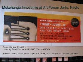 Exhibition at Jarfo