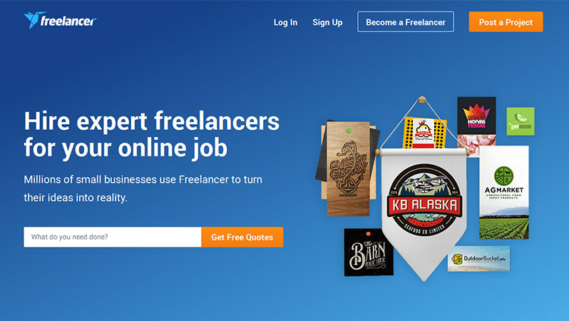 Top Freelance Job Sites For Designers  Programmers Apri WD