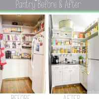Organized Pantry Reveal {One Room Challenge}
