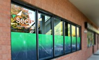 Printed Frosted Film - Add Privacy, Design, and Elegance!
