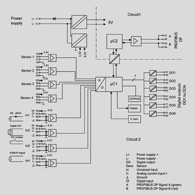 sipart ps2 wiring diagram