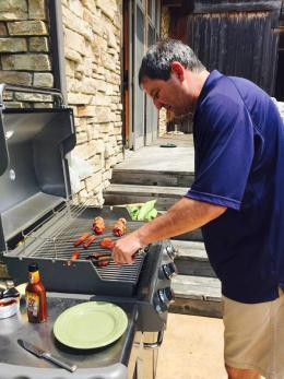 Bernie is BBQing the Browns into the season