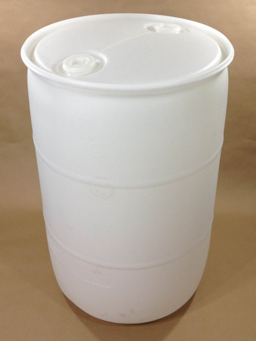 Medium Of 55 Gallon Plastic Drum