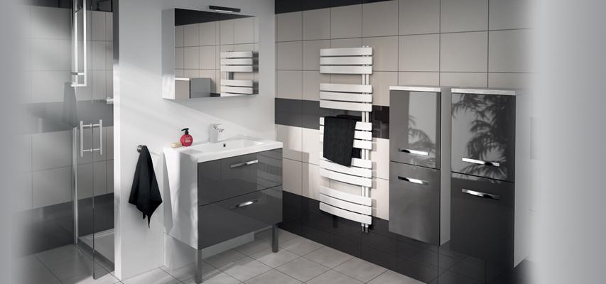 Meuble de salle de bain - PREFIXE TIROIRS Aquarine