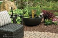 Patio Water Features | Patio Pond | Water Garden | Outdoor ...