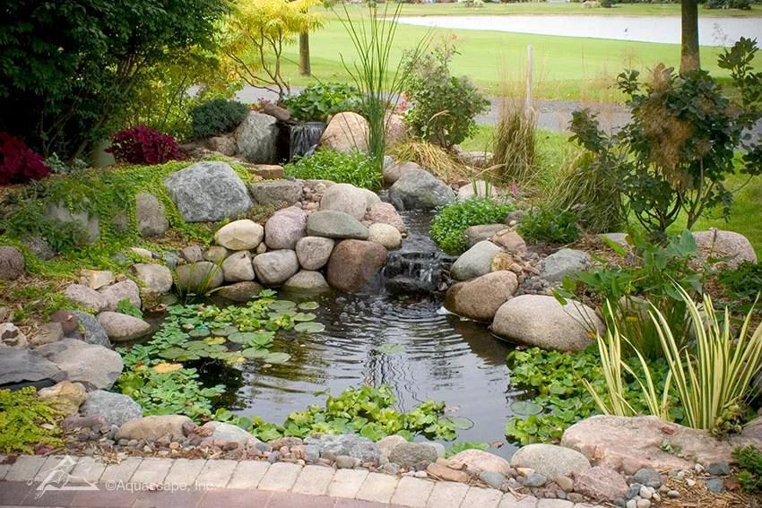 Koi Ponds Water Gardens Ecosystem Ponds By Aquascape