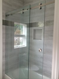 Rolling Shower Doors & Enclosures