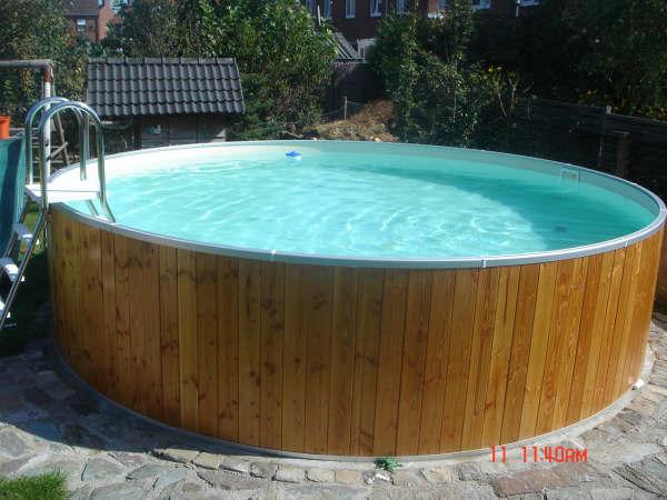 Zwembad Rond 350cm X 90cm