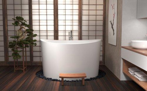 Medium Of Japanese Soaking Tubs