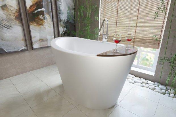 soaking tubs in usa - luxury freestanding japanese tub