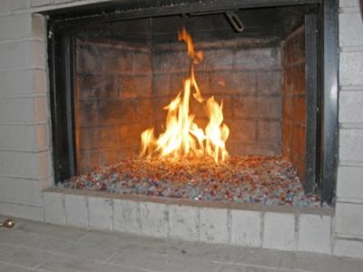 Fire Glass Fireplaces Inspiration Pixelmaricom