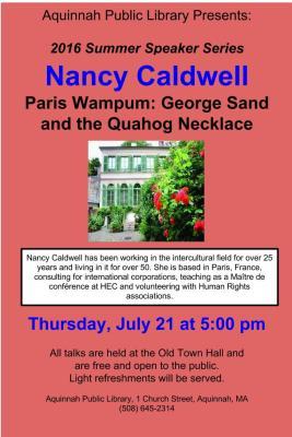 Nancy Caldwell