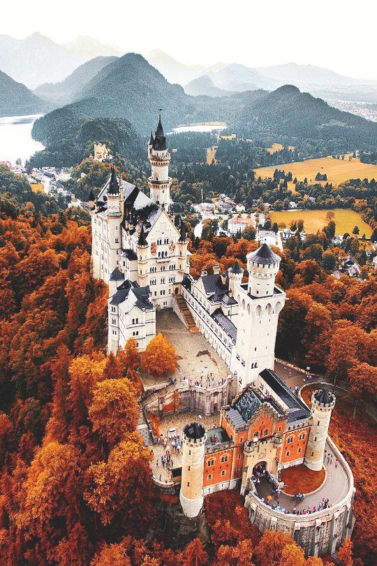 قلعة نويشفانشتاين