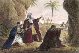 بدو مصر