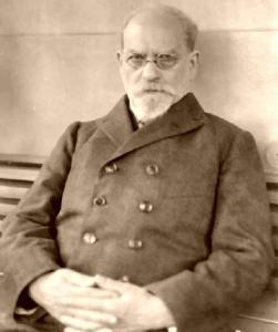 الفيلسوف الالماني ادموند هوسرل