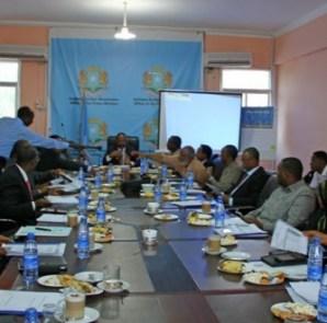 Golaha Wasiiradda Somalia Photo file Araweelo News Network