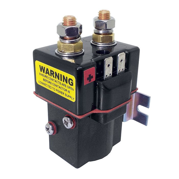 12v Contactor - Best Place to Find Wiring and Datasheet Resources