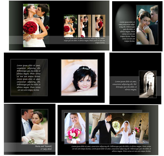 photo album template psd - Ozilalmanoof - photo album templates free
