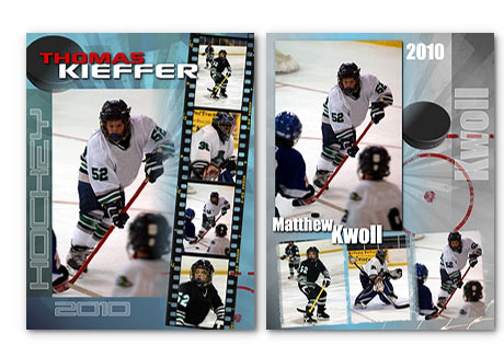 Hockey SIGNATURE arc4Studio