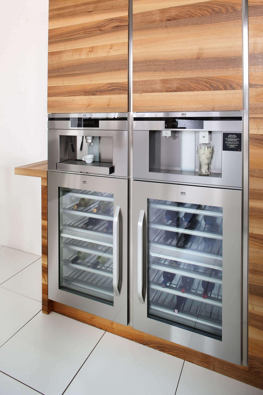 Arca Cucine Italia - Cucine Domestiche Acciaio Inox - Open - Arca_513