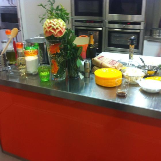 Arca Cucine Italia  – Cucine Domestiche Acciaio Inox – Scatti Clienti – Foto 29-04-13 18 35 52