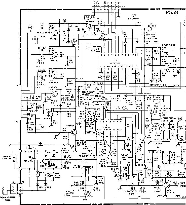 pachinko machine wiring diagram