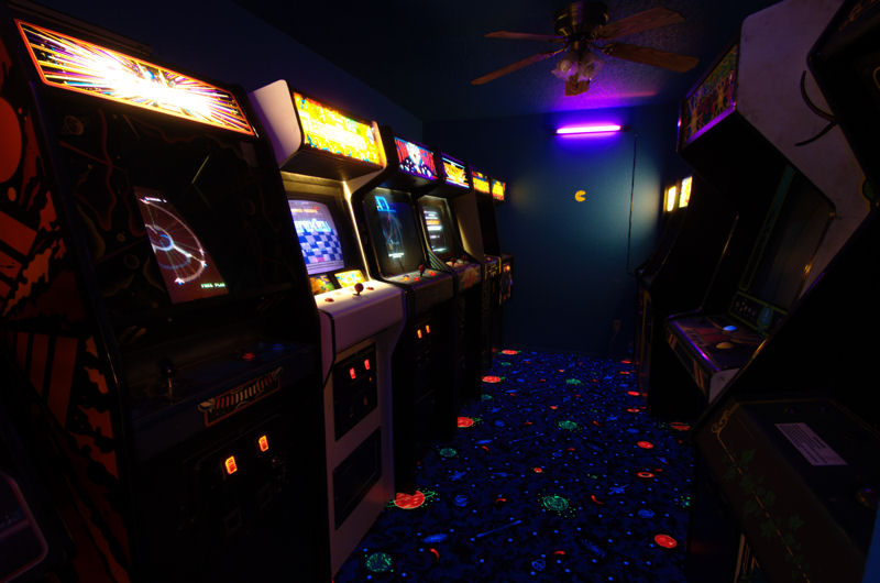 Black Pattern Wallpaper Welcome To My Arcade