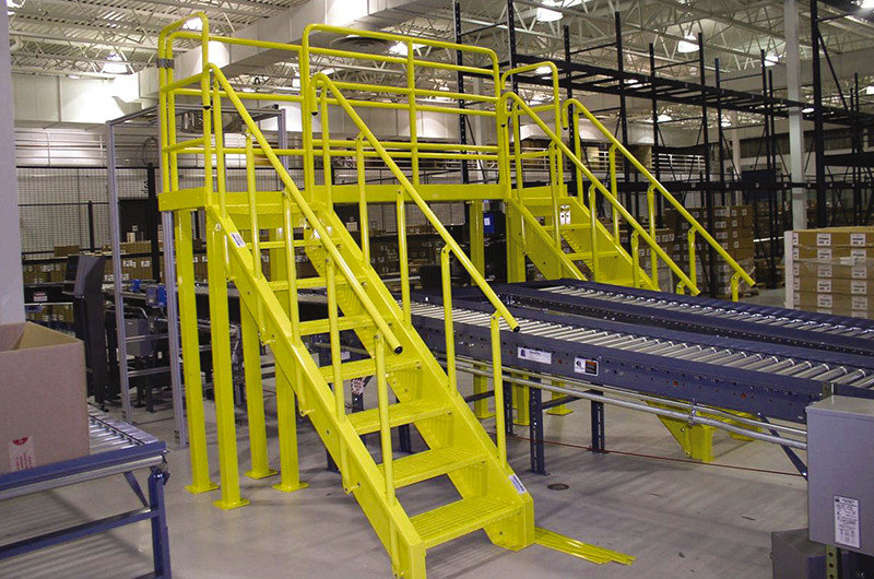 Lapeyre Stair Inc Commercial And Industrial Metal Stairs