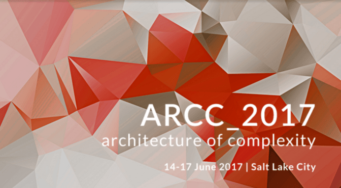 architecture of complexity logo