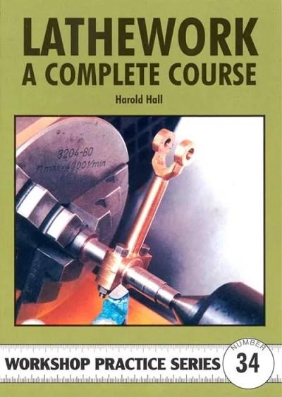 Lathework - A Complete Course (WPS34) - Arc Euro Trade