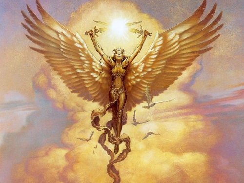 Guidance From The Angels ~ Let Go of Your Fears