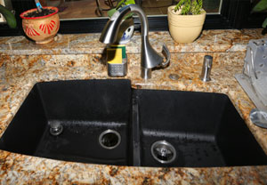 Selecting The Right Sink For Your Kitchen Countertops